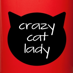 crazy cat lady - Full Color Mug