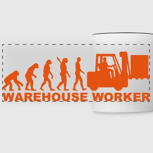 Warehouse worker Mugs & Drinkware - Panoramic Mug
