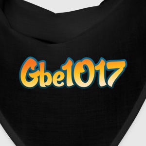 Official GBE1017 Black Bandit Mask - Bandana