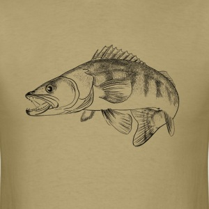 pike-perch T-Shirts - Men's T-Shirt