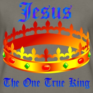 The One True King  - Women's Premium T-Shirt