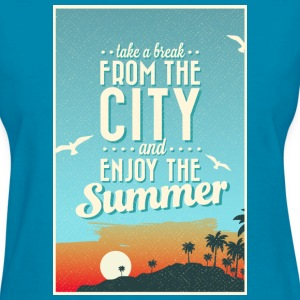 City Summer Break T-Shirts - Women's T-Shirt