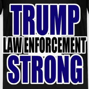 Trump law enforcement - Toddler Premium T-Shirt