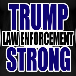 Trump law enforcement - Women's Premium T-Shirt