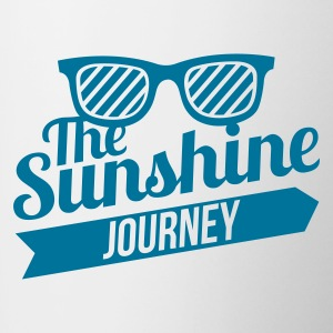 The Sunshine Journey Mugs & Drinkware - Contrast Coffee Mug