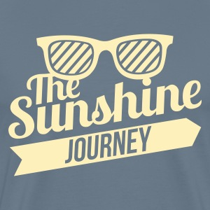 The Sunshine Journey T-Shirts - Men's Premium T-Shirt
