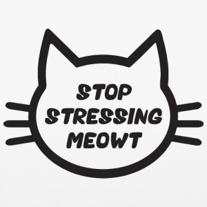 Stop Stressing Meowt Phone & Tablet Cases - iPhone 6/6s Rubber Case