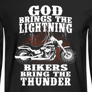 Bikers Shirt - Men's Long Sleeve T-Shirt