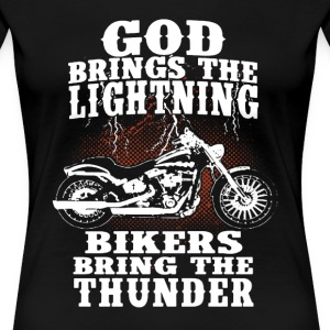Bikers Shirt - Women's Premium T-Shirt