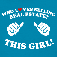 Design ~ Who Loves Selling Real Estate? This Girl!