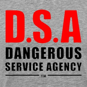 D.S.A Dangerous Service Agency - Men's Premium T-Shirt