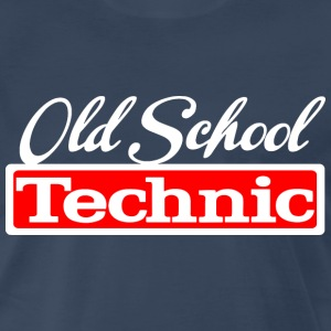 old technique  - Men's Premium T-Shirt