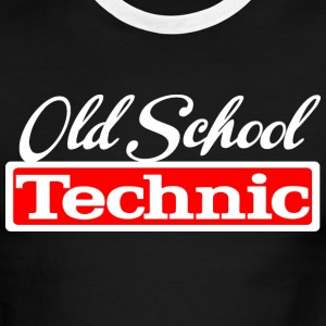 technic - Men's Ringer T-Shirt