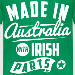 Australia Irish Baby & Toddler Shirts - Toddler Premium T-Shirt