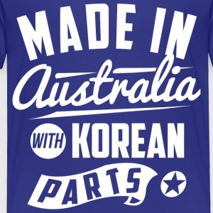 Australian Korean Baby & Toddler Shirts - Toddler Premium T-Shirt