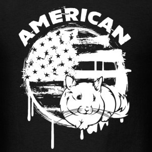 American Chinchilla Shirt - Men's T-Shirt