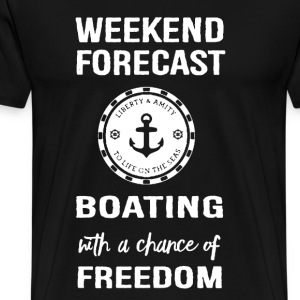 Boating Shirt - Men's Premium T-Shirt