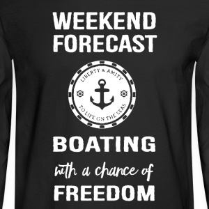 Boating Shirt - Men's Long Sleeve T-Shirt