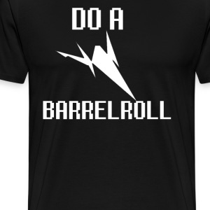 Do A Barrelroll - Starfox - Men's Premium T-Shirt