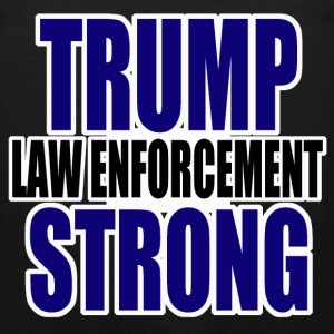 Trump law enforcement - Men's Premium Tank