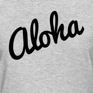 Aloha Hawaii Vacation Holiday Trip T-Shirts - Women's T-Shirt