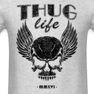 Thuglife by Artreactor - Men's T-Shirt