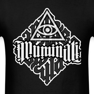 Illuminati By ArtReactor - Men's T-Shirt