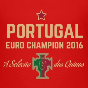 Portugal Football Euro Champions T-shirts etc ID-2 - Toddler Premium T-Shirt