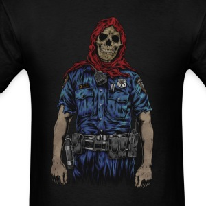 Officer Grim - Men's T-Shirt