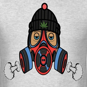 Loud Mask 2.0 Tee - Men's T-Shirt