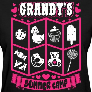 Grandys Summer Camp T-Shirts - Women's T-Shirt
