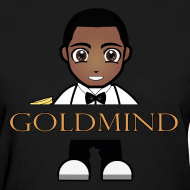 Design ~ Goldmind Tee