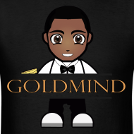 Design ~ Team Goldmind Tee
