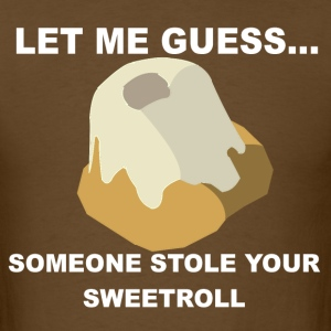 Sweetroll - Men's T-Shirt