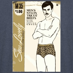 Hand Crafted Hot Pants - Vintage Sport T-Shirt