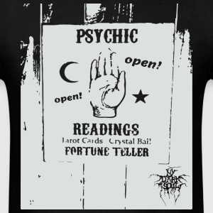 Psychic reading - Men's T-Shirt