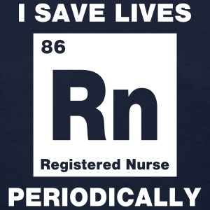 I Save Lives RN T-Shirts - Women's T-Shirt