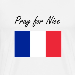 Pray for Nice T-Shirts - Men's Premium T-Shirt