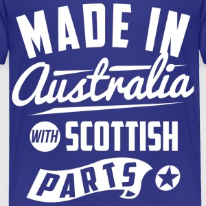 Australian Scottish Baby & Toddler Shirts - Toddler Premium T-Shirt