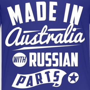 Australian Russian Baby & Toddler Shirts - Toddler Premium T-Shirt