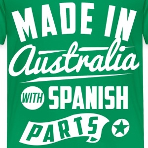 Australian Spanish Baby & Toddler Shirts - Toddler Premium T-Shirt
