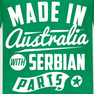 Australian Serbian Baby & Toddler Shirts - Toddler Premium T-Shirt