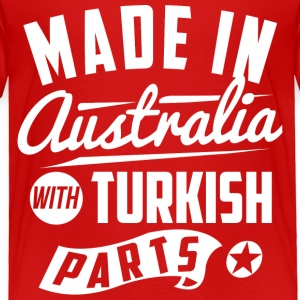 Australian Turkish Baby & Toddler Shirts - Toddler Premium T-Shirt