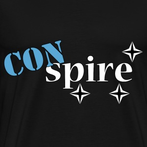 CONspire - short sleeve - Men's Premium T-Shirt