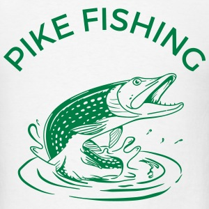 Pike fishing - Men's T-Shirt