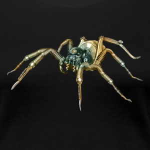 spider-Metallic T-Shirts - Women's Premium T-Shirt