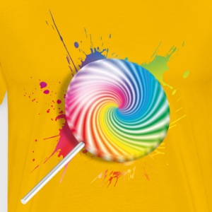 Lollipop T-Shirts - Men's Premium T-Shirt