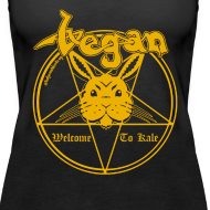 Design ~ Welcome to Kale Women's Tank