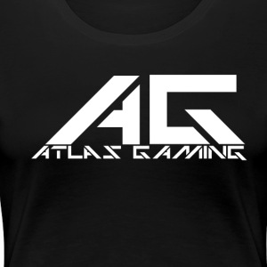 Offical Atlas Gaming Womans Premium T-Shirt - Women's Premium T-Shirt