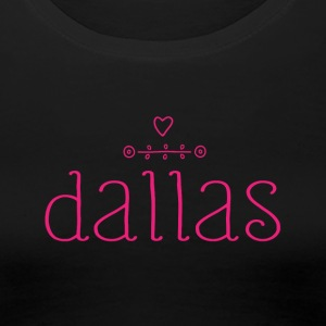 Simply Dallas T-Shirts - Women's Premium T-Shirt